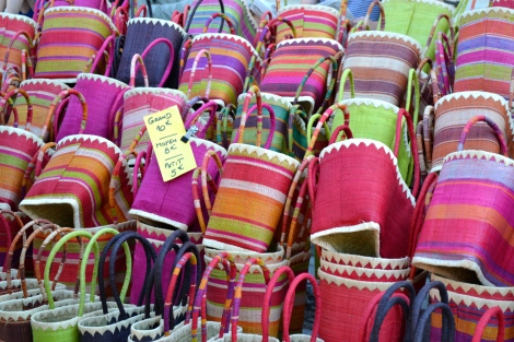 Provencal baskets