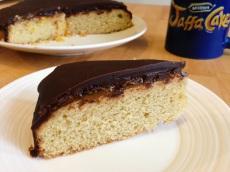 Giant Jaffa Cake