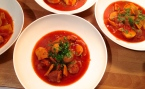 Raymond Blanc's Squid & Chorizo Stew