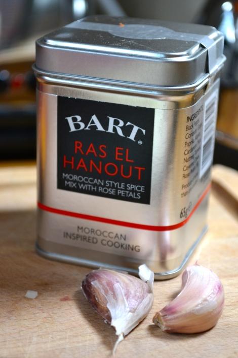 Ras El Hanout Lamb