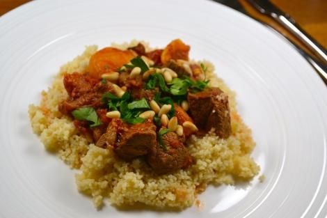 Ras El Hanout Lamb Stew