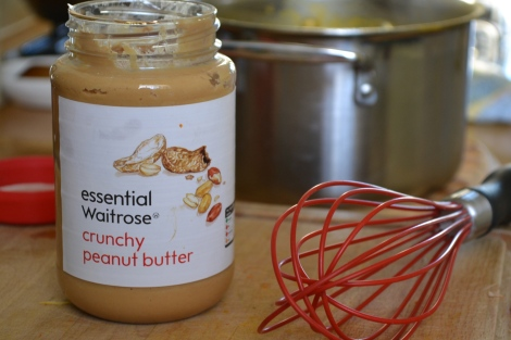 Butternut Peanut Butter Soup