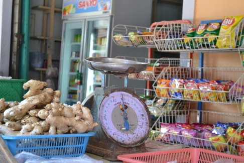 A store near Koh Jum Beach Villas