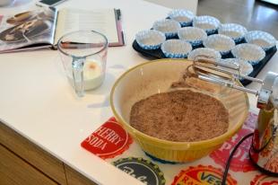 Hummingbird Bakery Nutella Cupcakes
