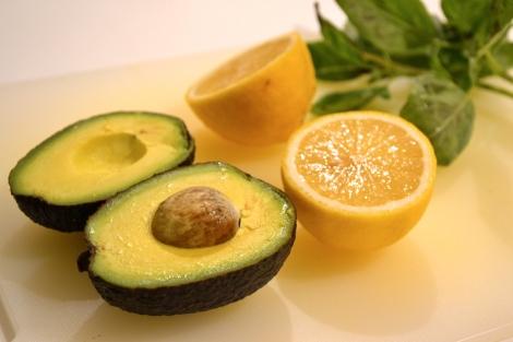 Avocado Pest Pasta